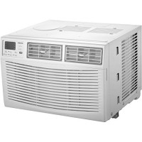 Amana 8 000 BTU 115V Window-Mounted Air Conditioner with Remote Control  White - B071HX7WCC