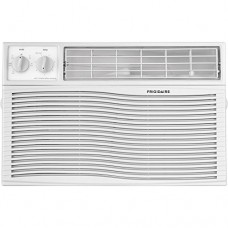 Frigidaire FFRA0811U1 FFRA0811U1-8 000 Btu 115V Window-Mounted Mini-Compact Air Conditioner with Mechanical Controls  White - B07BN3XCDL