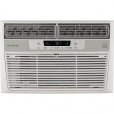 Frigidaire FFRE0833S1 8 000 BTU 115V Window-Mounted Mini-Compact Air Conditioner with Temperature-Sensing Remote Control - B01B4XUQI2