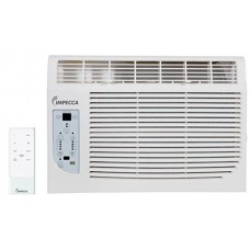 Impecca 6000-BTU Window Air-Conditioner  Whisper Quiet Operation  Electronic Controlled  with Remote 115-Volt  IWA06KR15 - B07CT8MYSM