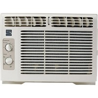 Kenmore 5 000 BTU Window-Mounted Mini-Compact Air Conditioner - White - B01GBDB4G8