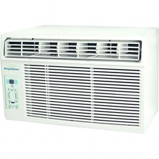 Keystone KSTAW12C 12000 BTU 115V Window-Mounted Air Conditioner with Follow Me LCD Remote Control - B01CS948I0