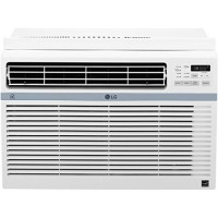 LG LW1017ERSM Energy Star 10 000 BTU Window Air Conditioner with Wi-Fi - B06XH1KKT8