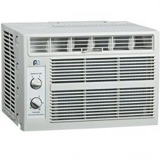 Perfect Aire 3PNC5000 5 000 BTU Window Air Conditioner  EER 11.1  446-Watts  100-150 Sq. Ft. Coverage - B00YWEGNMO