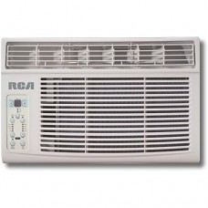 RCA RACE6001 6 000 BTU 115V Window-Mounted Air Conditioner with Remote Control - B008IXHH8E