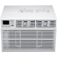 Whirlpool Energy Star 12 000 Btu 115V Window-Mounted Air Conditioner with Remote Control - B071X6TH29