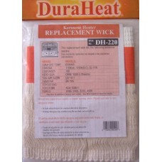 Dura Heat Kerosene Heater Replacement Wick DH-220 Fits Many Different Models Check Listing for Matches - B002TDJJ6M