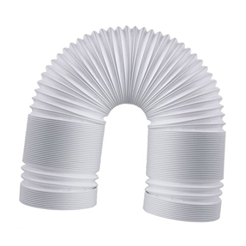 KUUDI Portable Air Conditioner Exhaust Hose 5 Inch Diameter Universal Length 59 Inch | Window air Conditioner | Dryer Vent Hose - B07D9821LJ