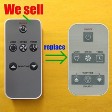 Replacement for Amana Air Conditioner Remote Control 0010403163 works for ACA055R ACA056R ACB055E ACB057E ACA057R ACB065R ACB067E ACB087R ACC085E ACC085R ACD105E ACD105R ACD106R ACD125E - B01N9L3CKZ