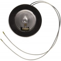 Broan SB02300791 Light Housing/Socket and Round Lens - B003PE79WK