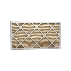 "Eco-Aire P15S.011033 MERV 11 Pleated Air Filter  10 x 33 x 1"" - B01138RSDE"