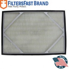 FiltersFast Compatible Replacement for Whispure 450 & 510 Filter Compat. for 1183054 HEPA Filter - B01CEVR0KA